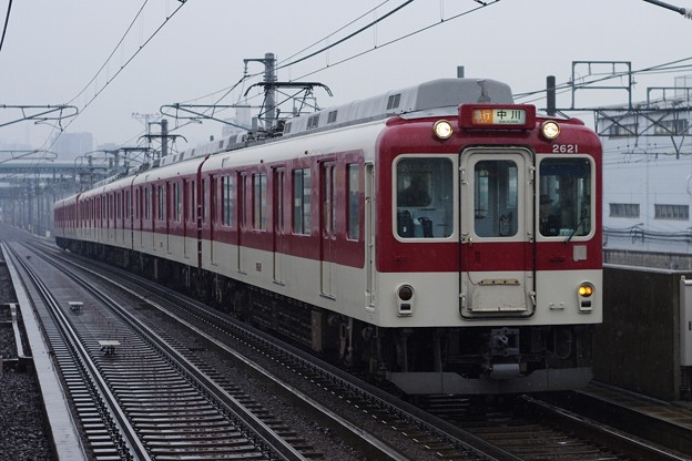 近鉄2610系2621F