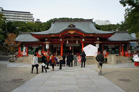 2011年11月27日生田神社01