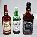 写真: でかいウイスキーが来た!