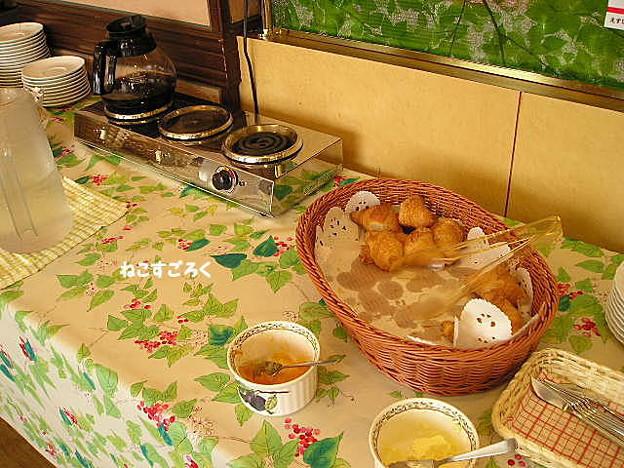 えすぽわーる伊佐沼 内 レストランSAKURA @ 川越 肉魚料理は パン・珈琲ビュッフェ