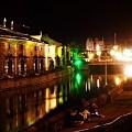 小樽の夜景。