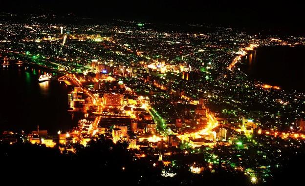 Photos: 函館からの夜景。