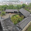 Photos: 110511-108高知城・天守高欄から