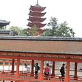 Photos: 110516-51厳島神社と五重塔