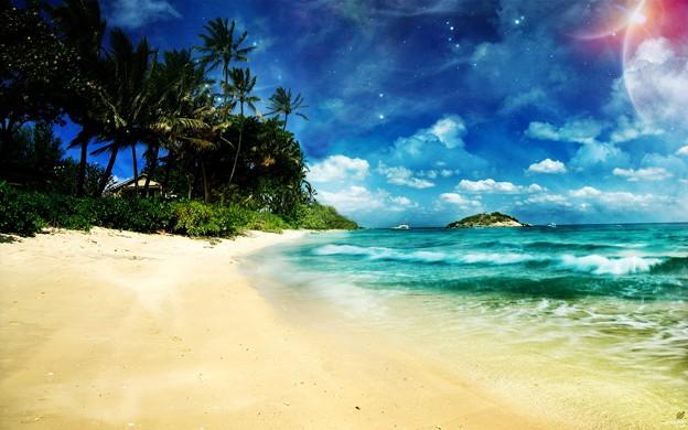 Photos: Tropical Beach