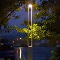 Photos: 駐車場の灯り(2)