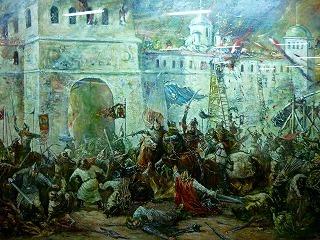 11元軍ポーランド侵攻