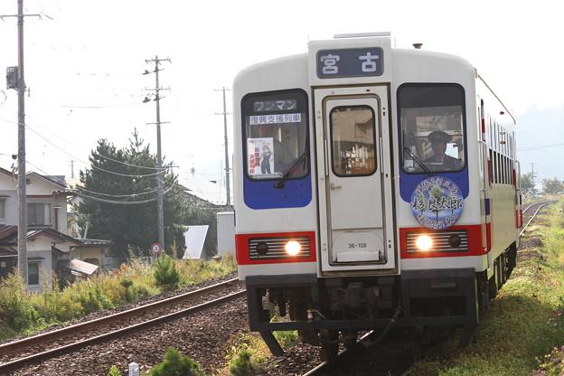 三陸鉄道復興支援列車(36-109)
