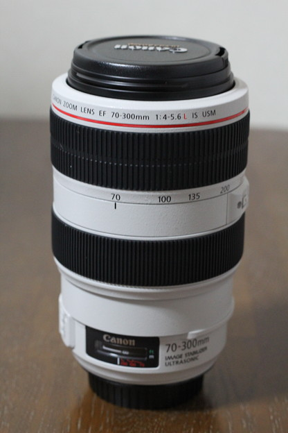 写真: EF70-300mm F4-5.6L IS USM