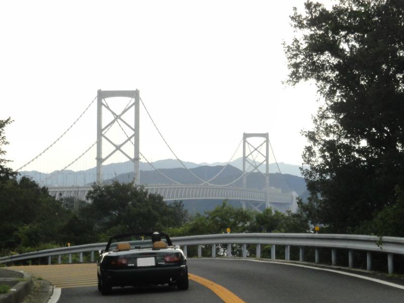 大鳴門橋が目の前に見えます