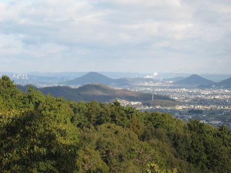 琴平神社本院からの眺め