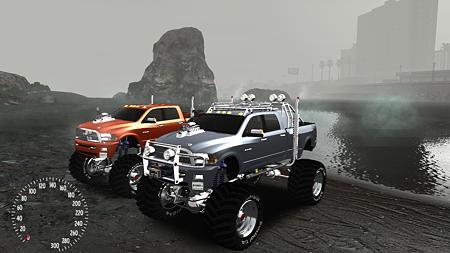 GTAIV Dodge Ram (5)